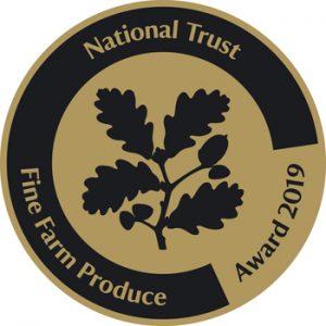 National Trust Fine Farm Produce Award 2019