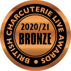 british charcuterie awards bronze medal