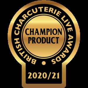 British Charcuterie Awards Champion Product Longhorn Bresaola