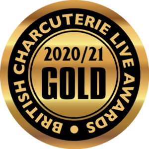 british charcuterie awards gold medal